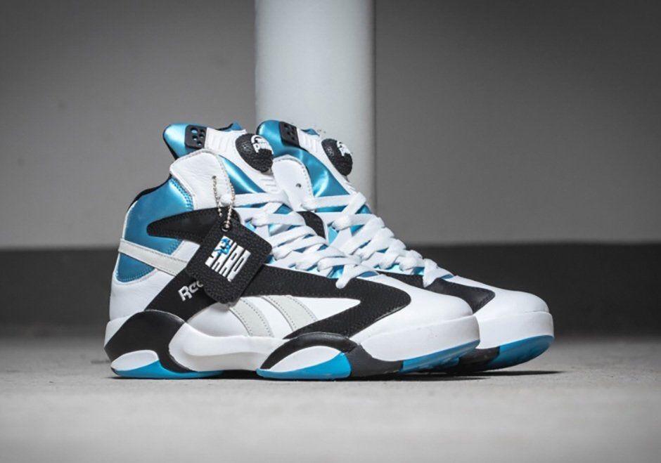 on sale 38163 52808 Reebok Shaq Attaq Orlando Magic sneakers sneakernews StreetStyle Kicks  adidas nike vans newbalance puma ADIDAS ASICS CONVERSE DIADORA  REEBOK  ...