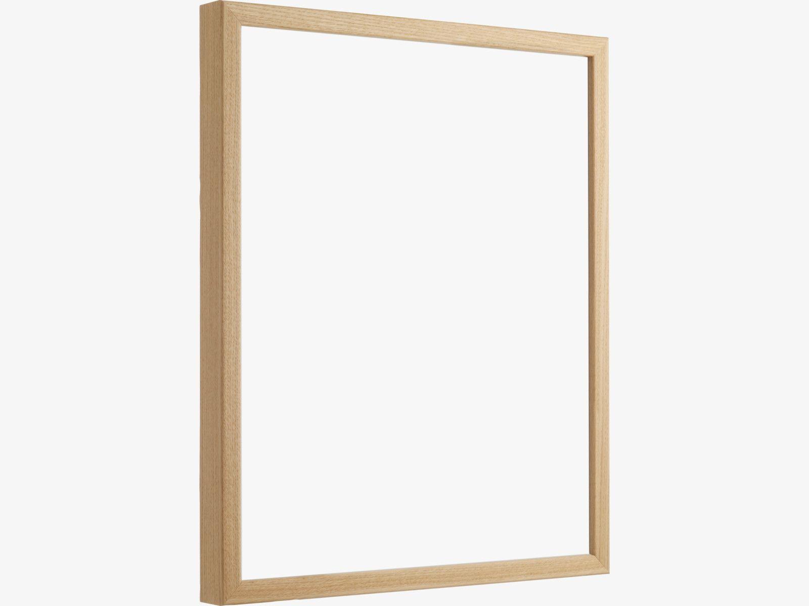leven natural wood 40 x 50cm 16 x 20 oak picture frame habitatuk