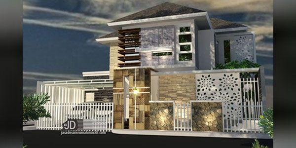 Jasa Desain Dan Arsitek Rumah Murah Mewah Modern Minimalis 2018 & Jasa Desain Rumah Murah | Jasa Arsitek Gambar Rumah Online Minimalis ...