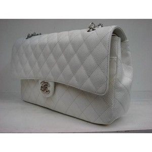 2011 Chanel 2.55 Quilted Bag White 1113    $229.00  Model: CHANEL307    http://www.saleknockoffbags.com/2011-chanel-255-quilted-bag-white-1113-p-1517.html