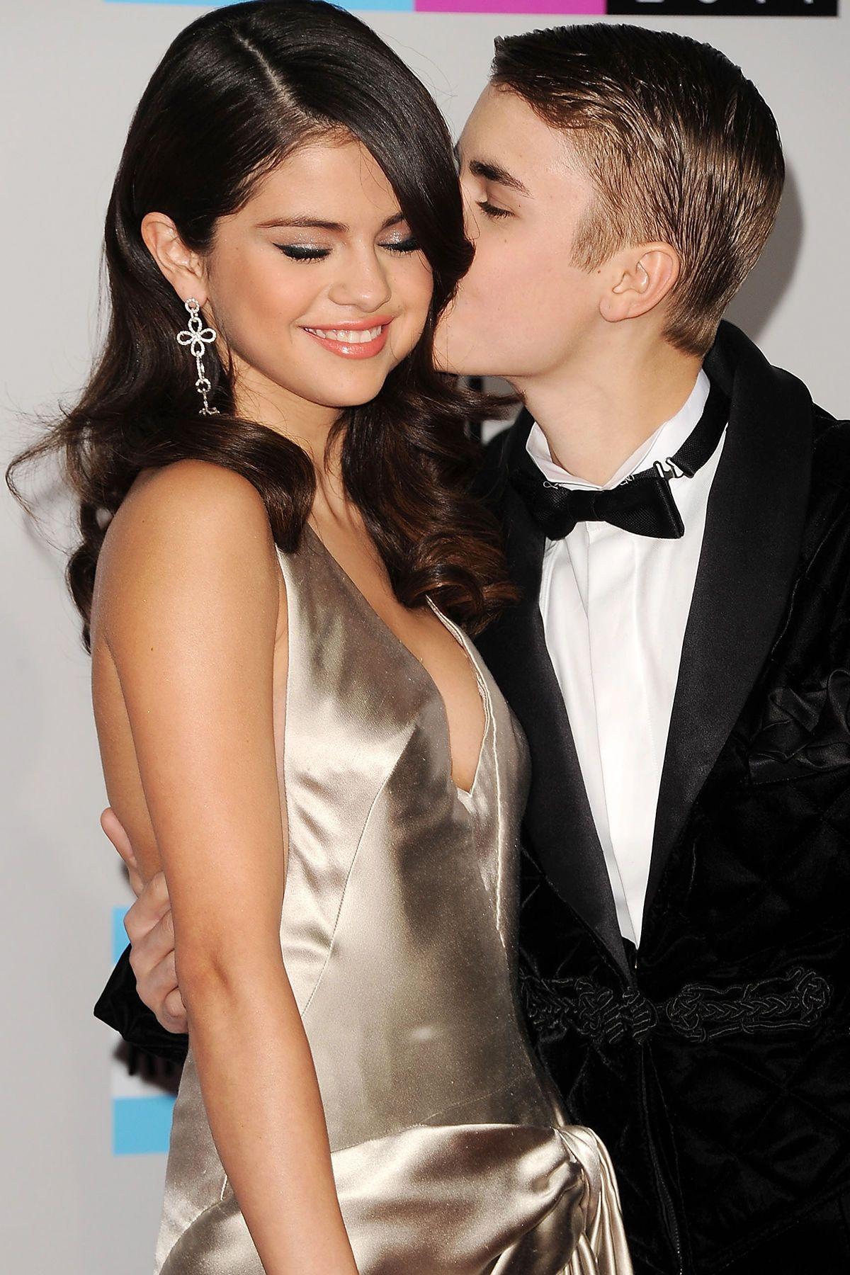 Selena Gomez Feat Justin Bieber Glamour Germany Pinterest