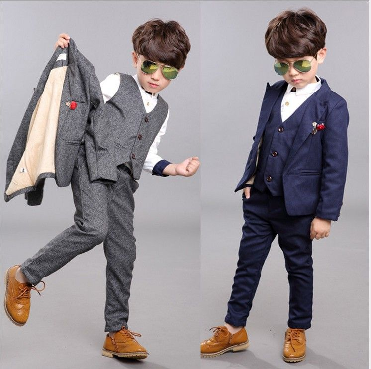 Buy here: http://appdeal.ru/enr ) Children Clothes Boys Set Plaid ...