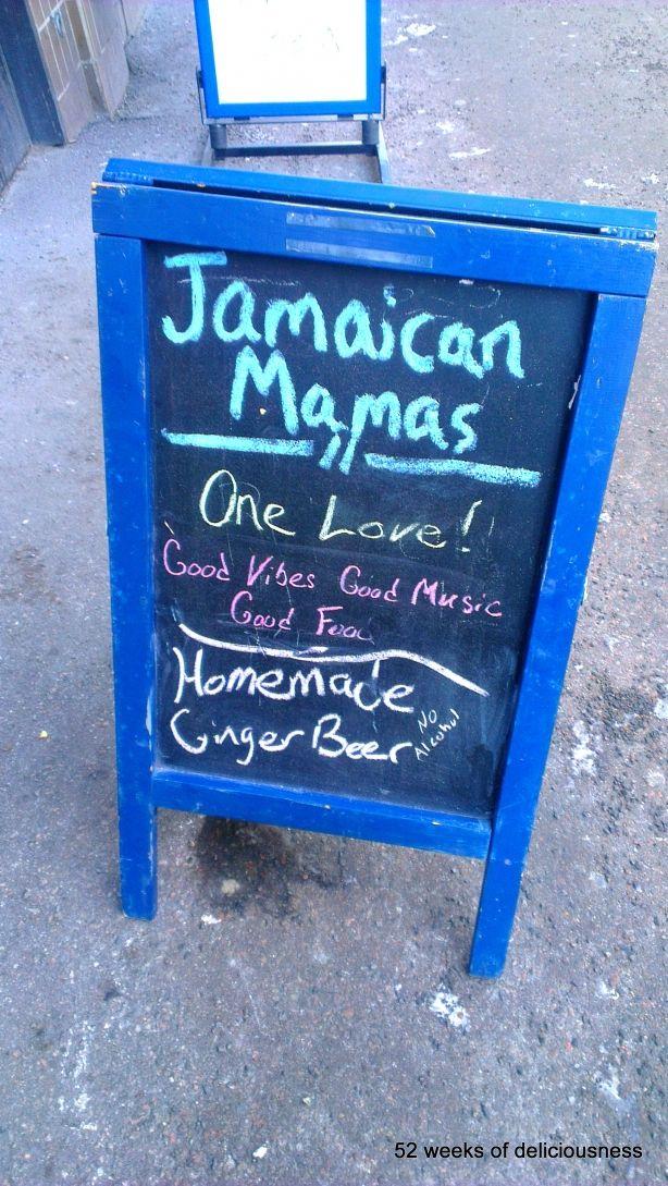 Lovely Jamaican Cafe in Helsinki  www.52weeksofdeliciousness.com
