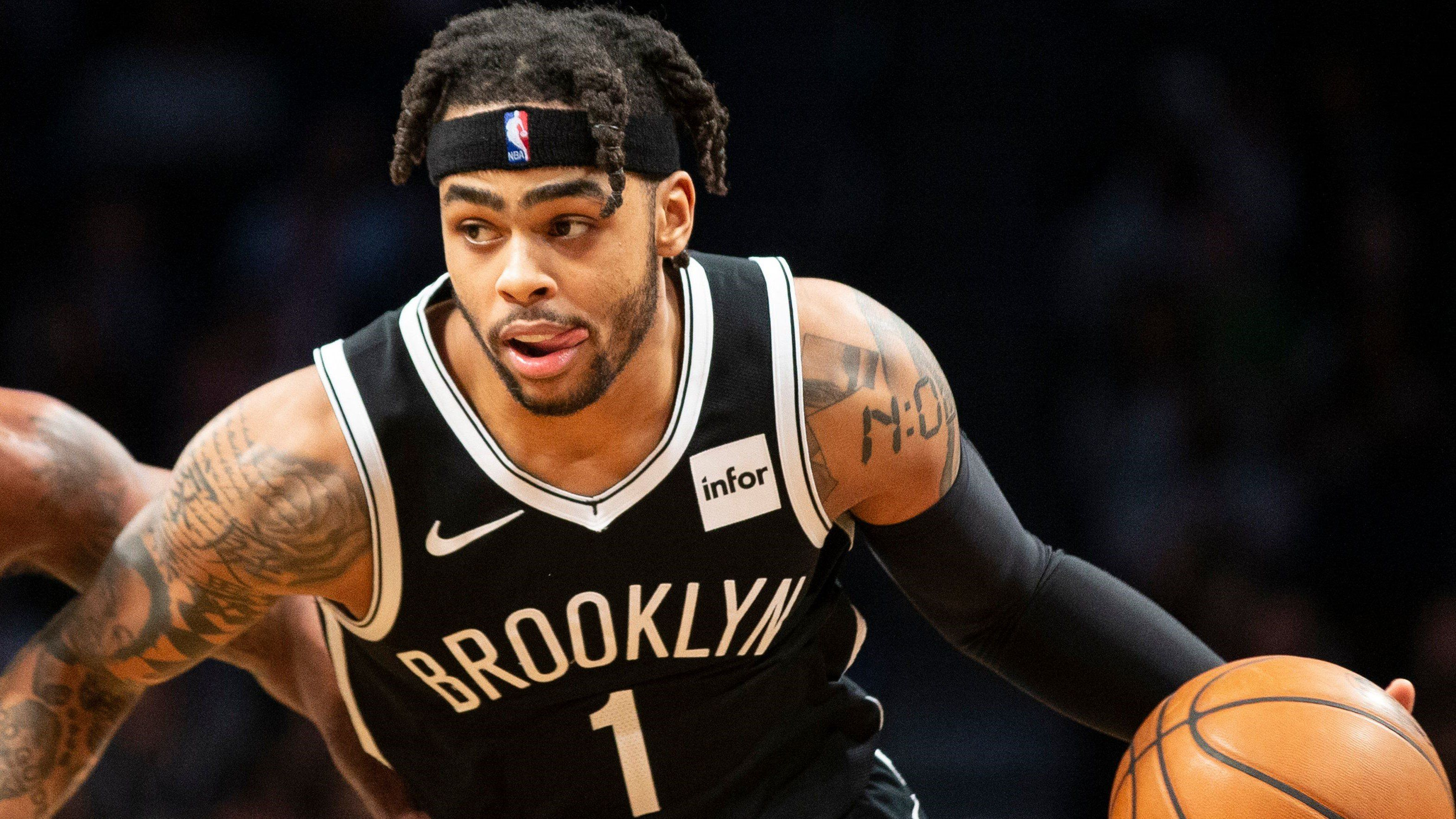 NBA news Los Angeles Lakers to trade D'Angelo Russel deal
