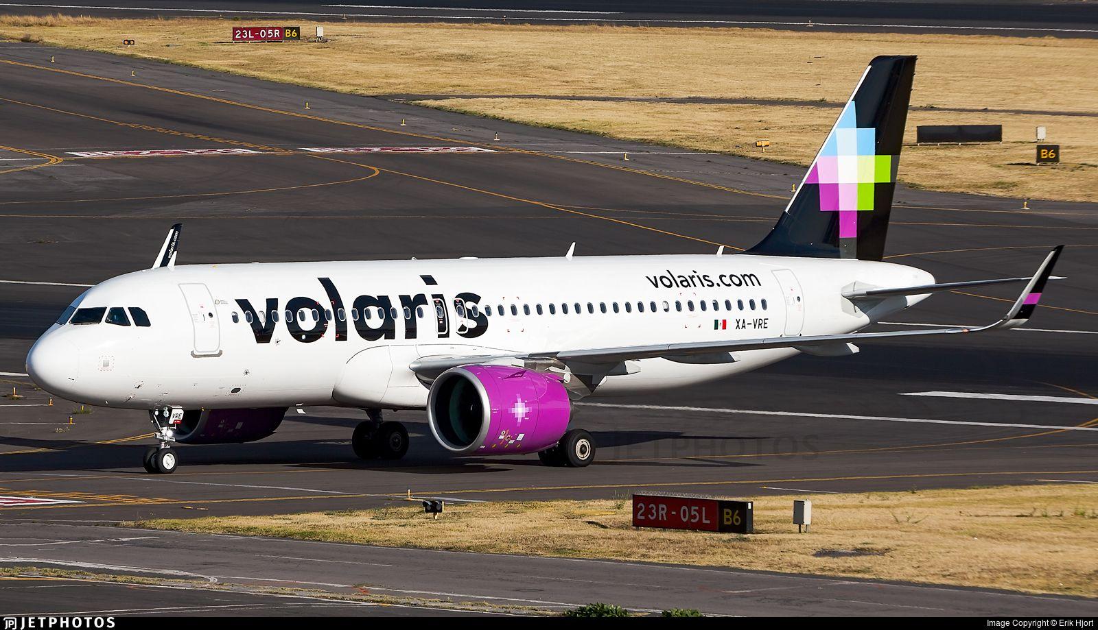 Airline: Volaris Registration: XA-VRE Aircraft Variant