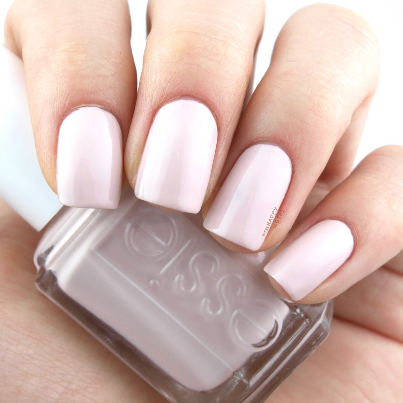 Essie | Swatch, Pink nails and Nail nail