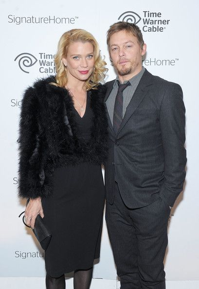 The Walking Dead Laurie Holden Addresses Norman Reedus Dating Rumors
