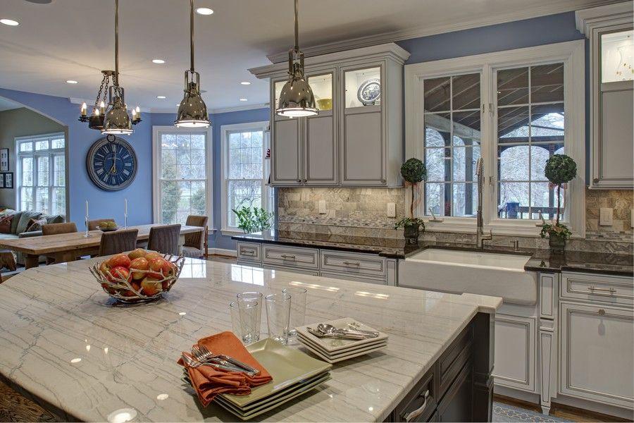 Design Modern Kitchen Builder Grade Kitchen Converted Into Top Of Adorable Kitchen Design And Colors Design Ideas
