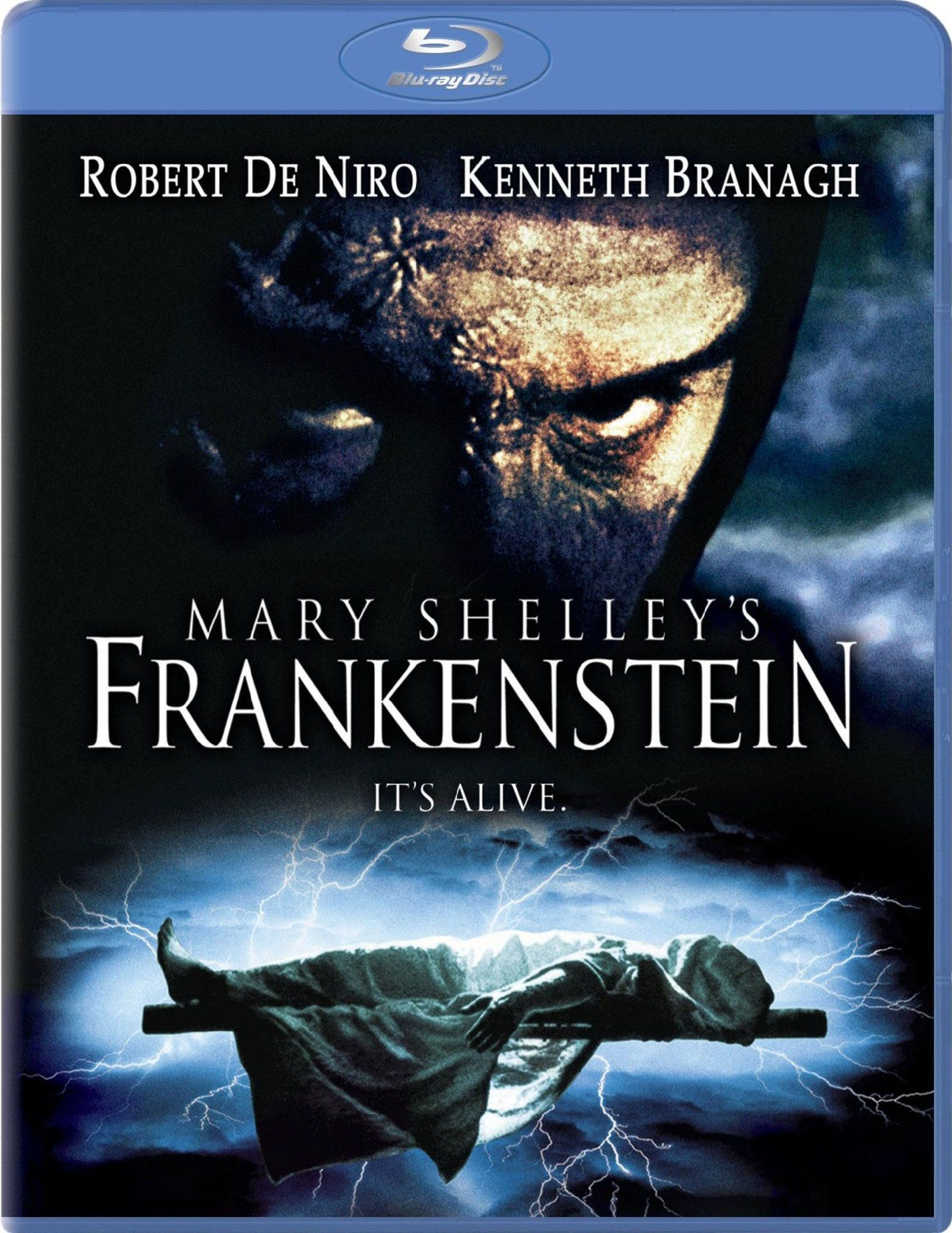 Sony Home Pictures Mary Shelley's Frankenstein
