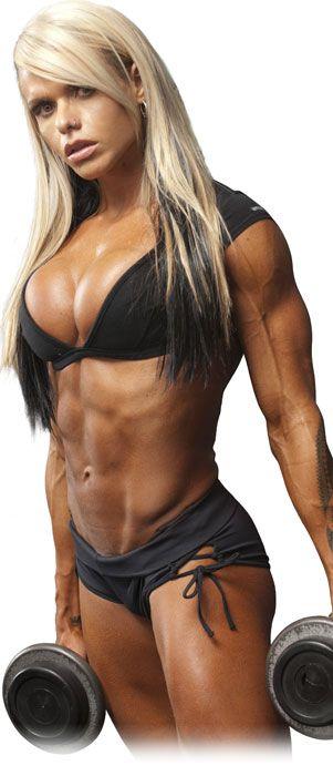Larissa Reis Body Builder And Owner Of Protein House Restaurant In Las Vegas Muscle Women Larissa Reis Fitness Models Female