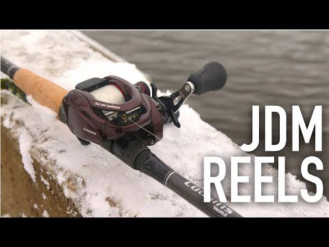 NEW Japanese Reel Unboxing? -- How To Get JDM Reels - (More info on: https://1-W-W.COM/fishing/new-japanese-reel-unboxing-how-to-get-jdm-reels/)
