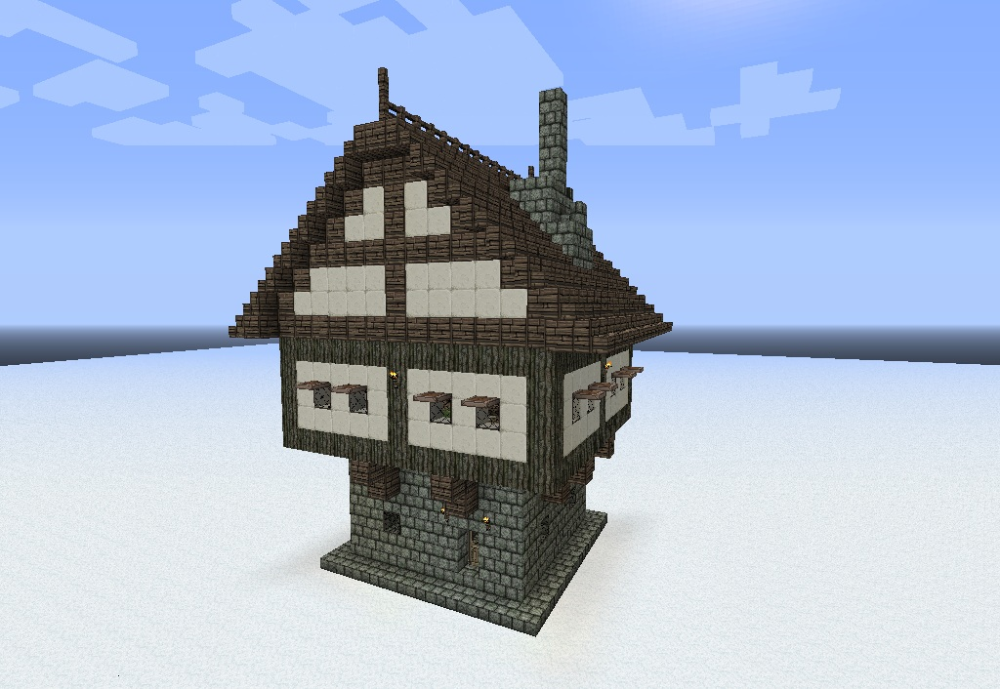 Medieval Building Pack Minecraft Map マインクラフト クラフト