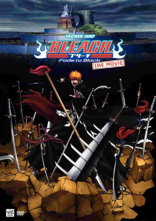 Bleach Fade To Black I Call Your Name English Dubbed Audiotrack
