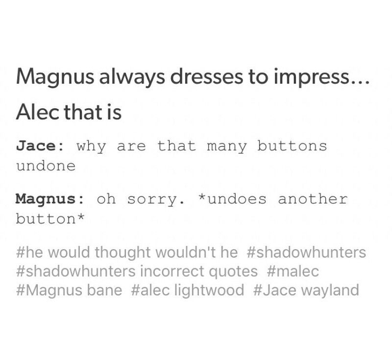 Pin by Lucy Ray on Malec | The mortal instruments ...