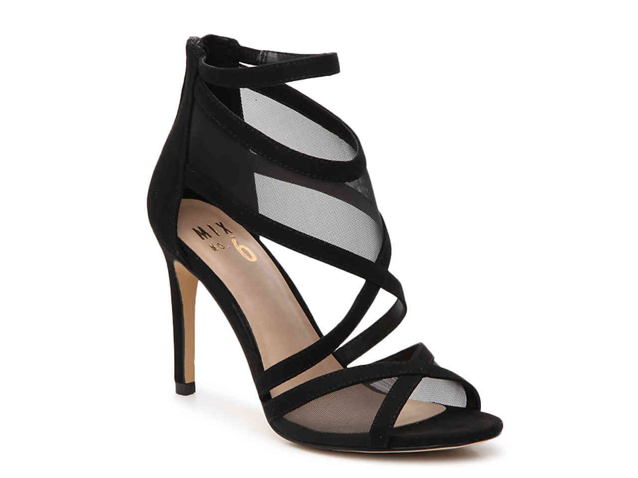 Mix No. 6 Ysaessa Sandal | Shoes, Black