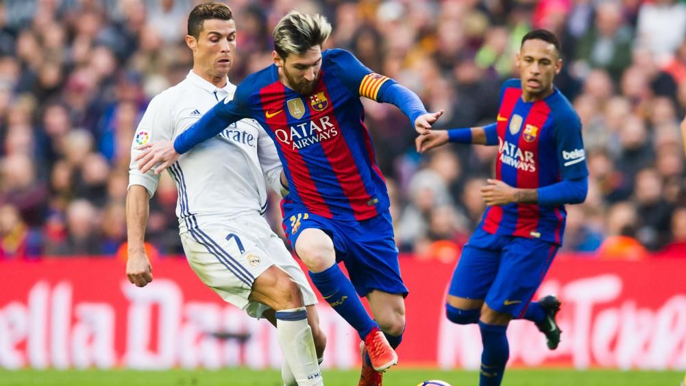 Football Today News El Clasico Real Madrid Vs Barcelona Lionel Messi Real Madrid Barcelona