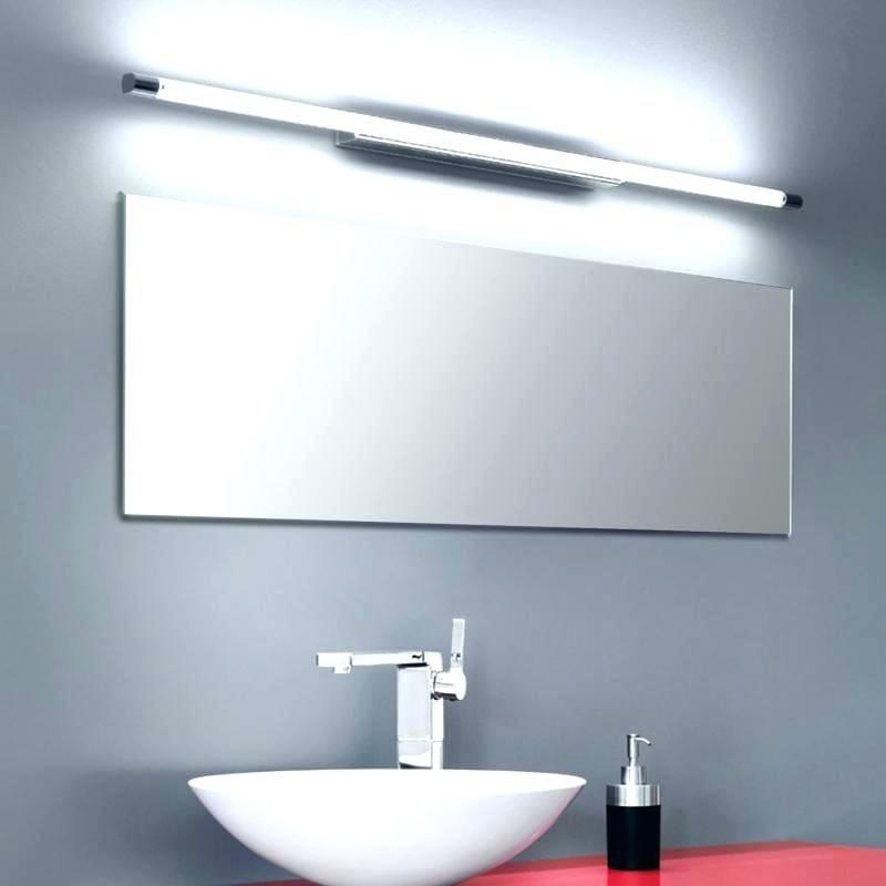 Badezimmerspiegel Led Uhr Led Badspiegel Badezimmerspiegel Lichtspiegel Wandspiegel Design B Mit Bildern Spiegel Mit Beleuchtung Badezimmer Wandlampe Badezimmerleuchten