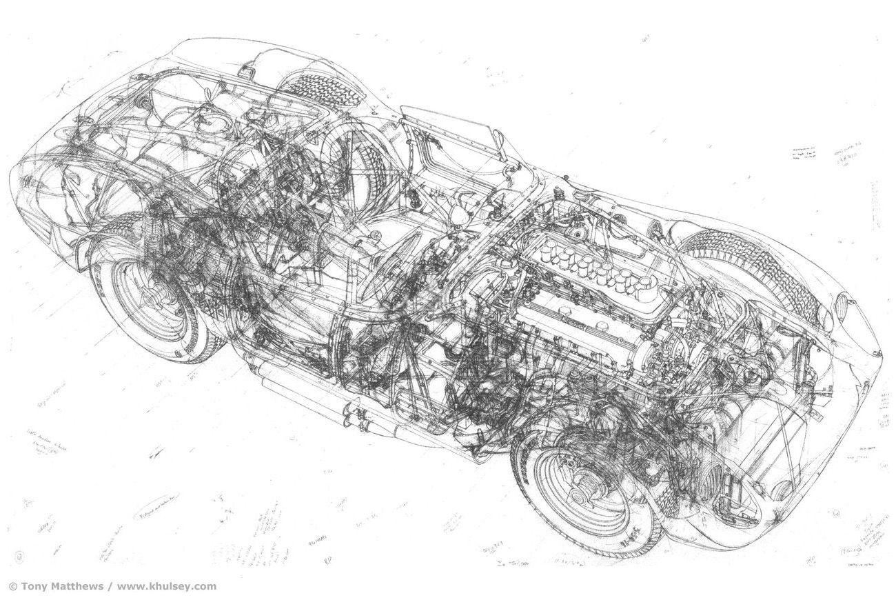 Ferrari Testarossa Le Mans By T Matthews