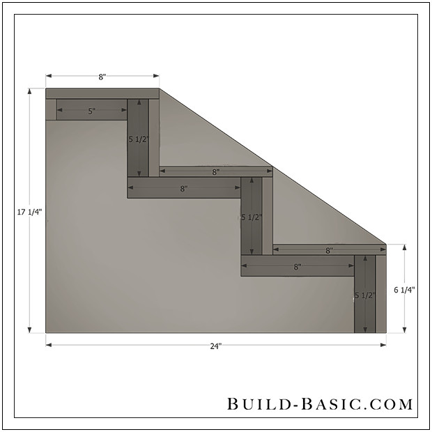 Build Diy Dog Steps Building Plans By Buildbasic Www