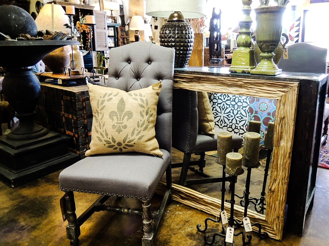 High Quality Furniture, Candles, Accessories! #furniture #candles #accessories #luxury # Chairs #mirrors #pillows #gifts #giftstore #Phoenix #Arizona #rustic  #global ...