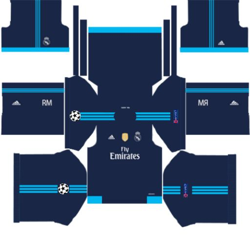 Real Madrid 2019 2020 Dream League Soccer Kits Logos Real Madrid Kit Soccer Kits Real Madrid Goalkeeper