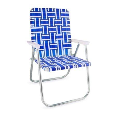 Lawn Chair Usa Folding Aluminum Webbing Chair Walmart Com Lawn Chairs Patio Lawn Chairs Outdoor Folding Chairs