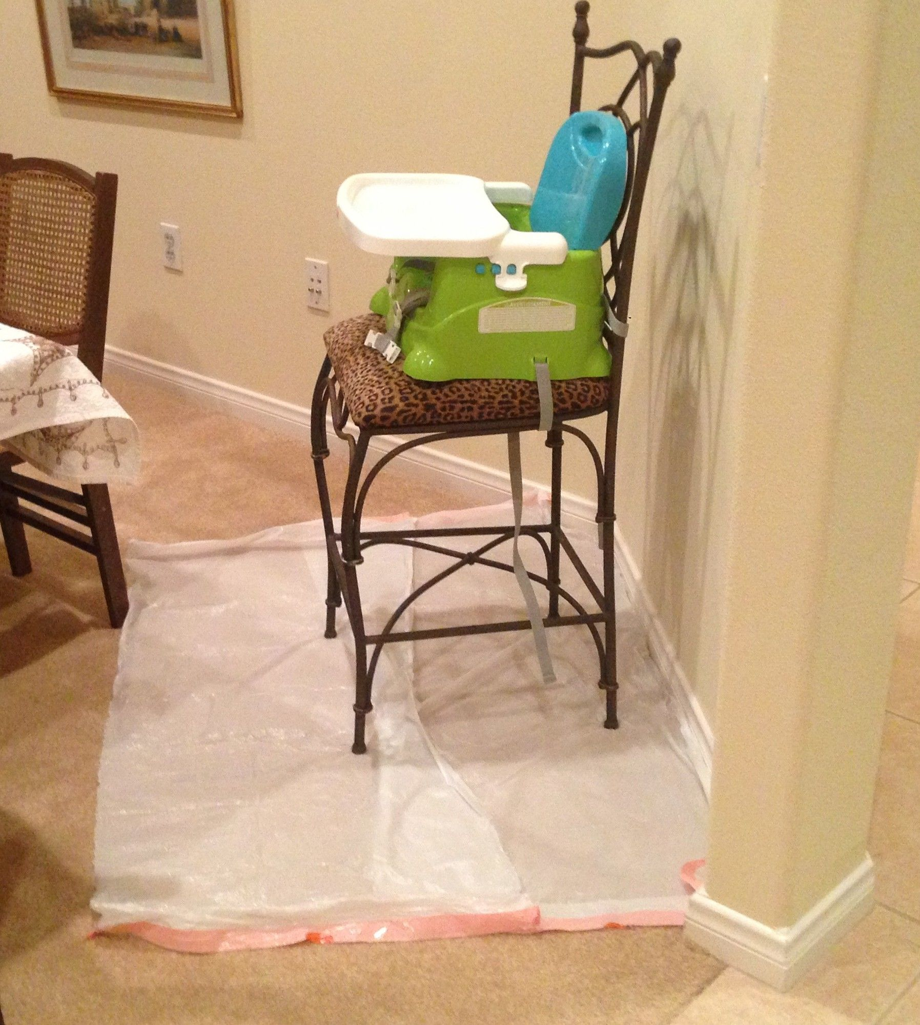 Today S Hint Diy Disposable High Chair Splat Mats High Chair Floor Mat Splat Mat High Chair Mat