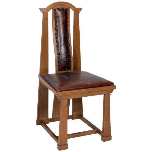 "American Craft Furniture In Ontario: George Washington Maher €�Rockledge"" American Arts & Crafts"