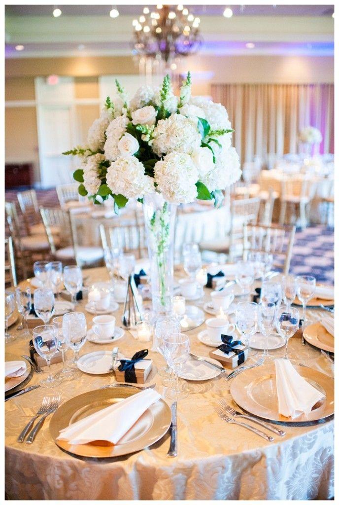 Matt & Shannon Wedding Reception table design, Formal