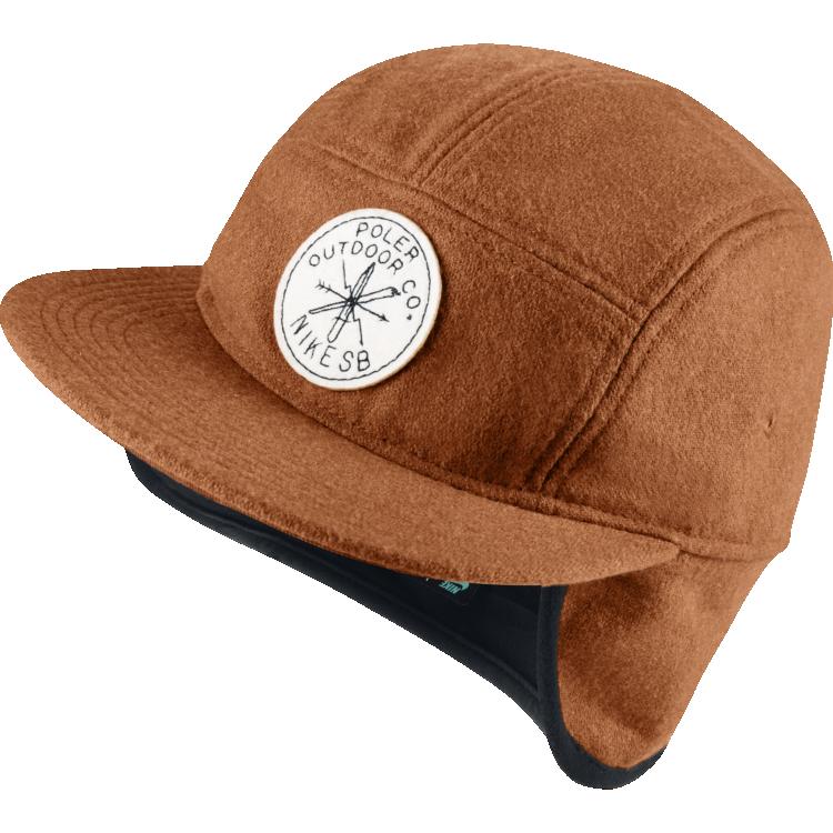 Nike SB x Poler Winter Hat - Desert Orange Black  a000c3a8ea3