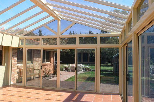 Toorak DIY Patio Roof