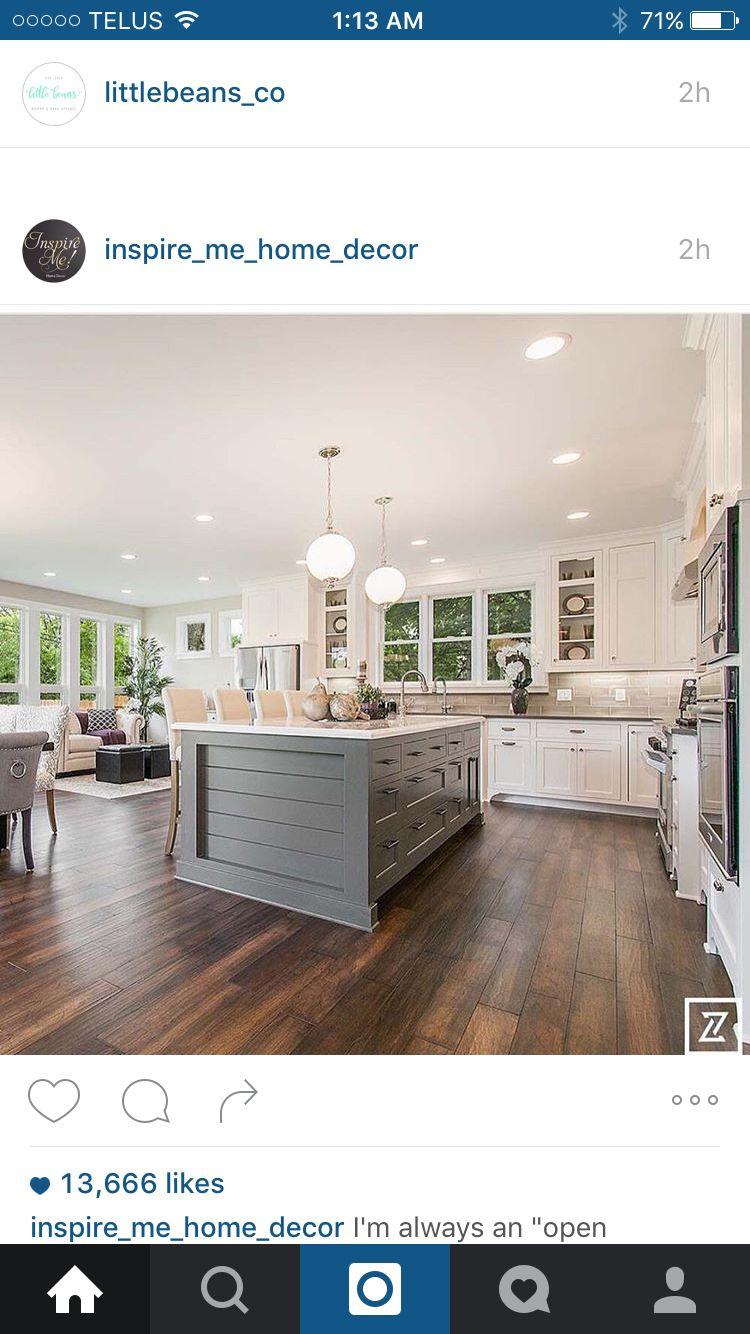 Kitchen (avec images)  Aménagement intérieur maison, Cuisines de