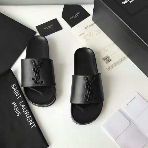 top quality sale online how much Saint Laurent 2017 Joan Slide Sandals AgKgp