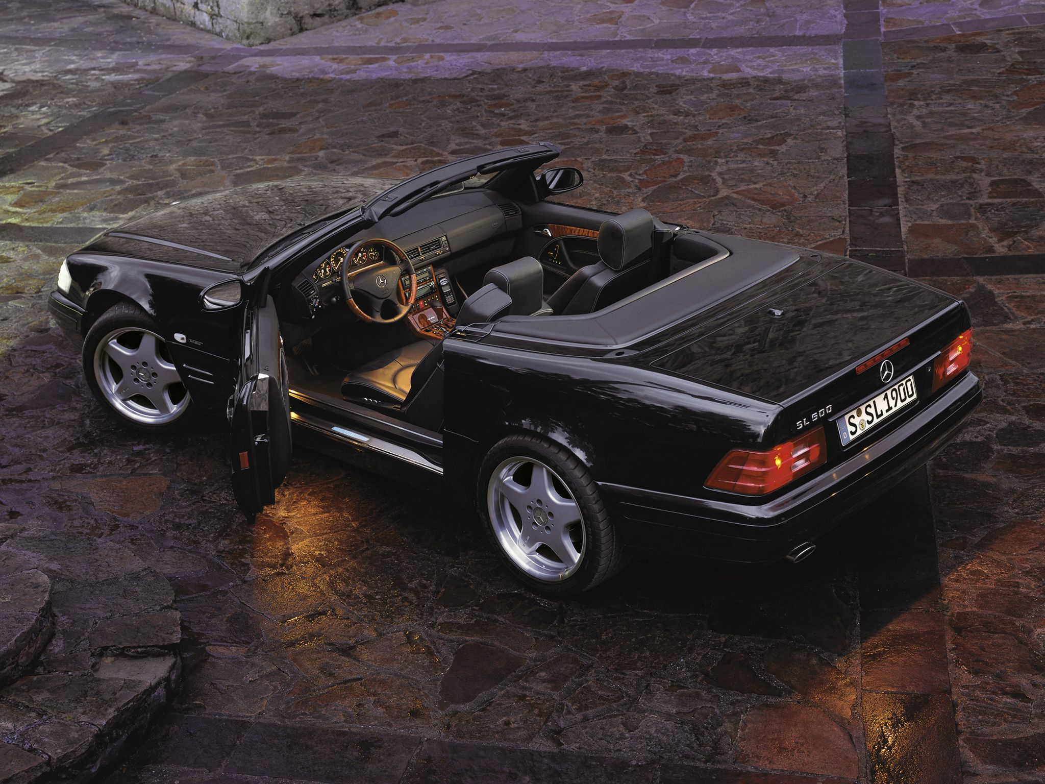 Mercedes-Benz SL 500 Final Edition (R129) '2000–01 … | The Best