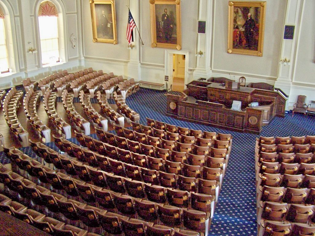 New Hampshire House Of Representatives Hampshire House House Of Representatives New England States