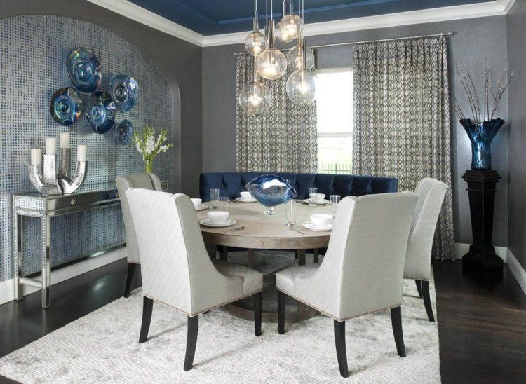 amnagement salle manger moderne meublespeinture dco - Decoration Salle A Manger Moderne