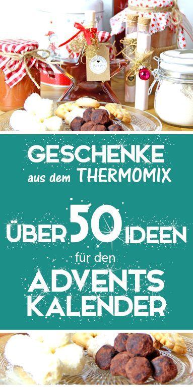 Adventskalender 2017 - dieHexenküche.de | Thermomix Rezepte