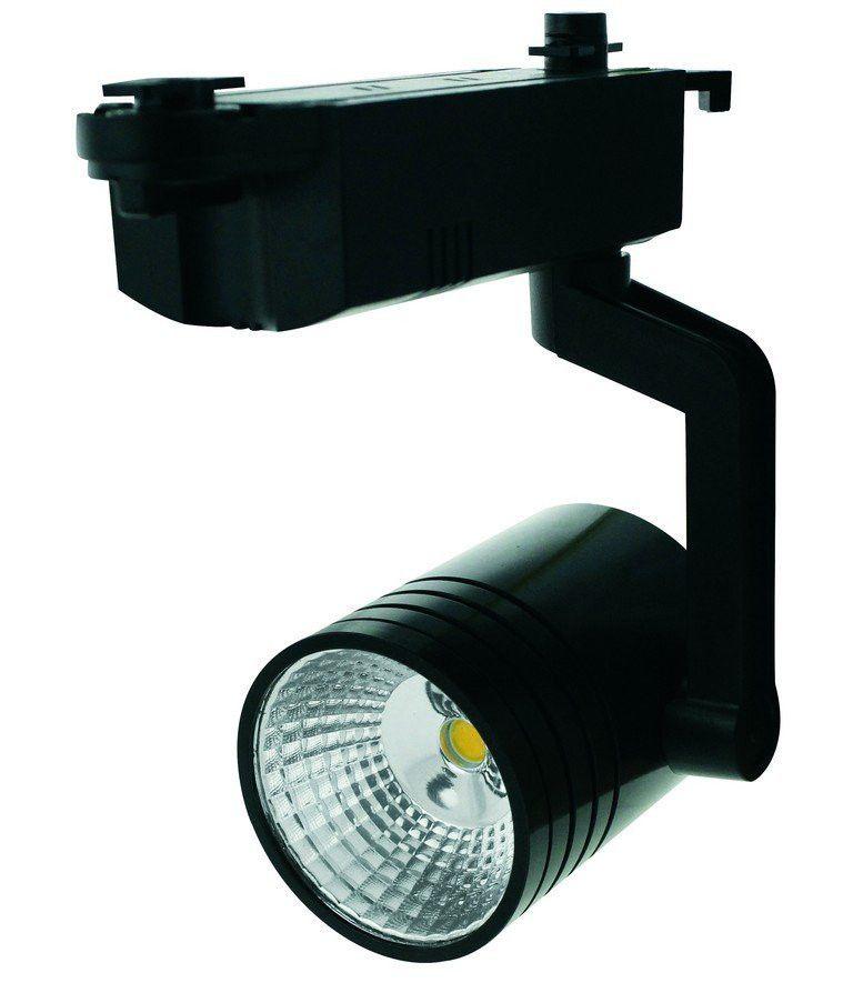 100% authentic 65128 e92aa LED Track Light - 12 Watt, Black / White #ledlights #led ...