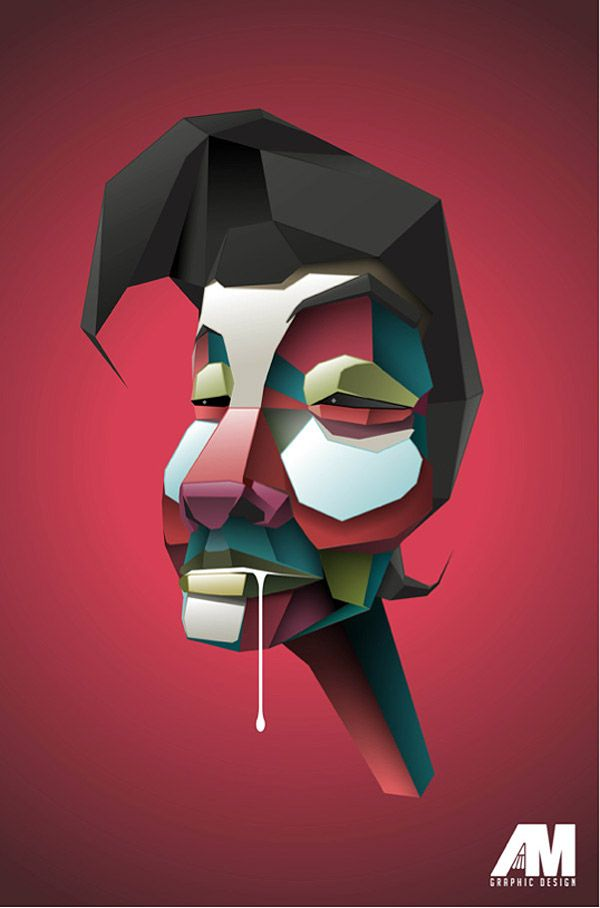 30 Modern Examples of the Cubism Style in Digital Art | Cubism art, Cubism, Digital art illustration