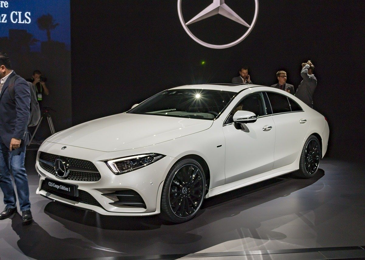 2020 Mercedes Benz Cls Redesign And News Update 2018 2019 Cars