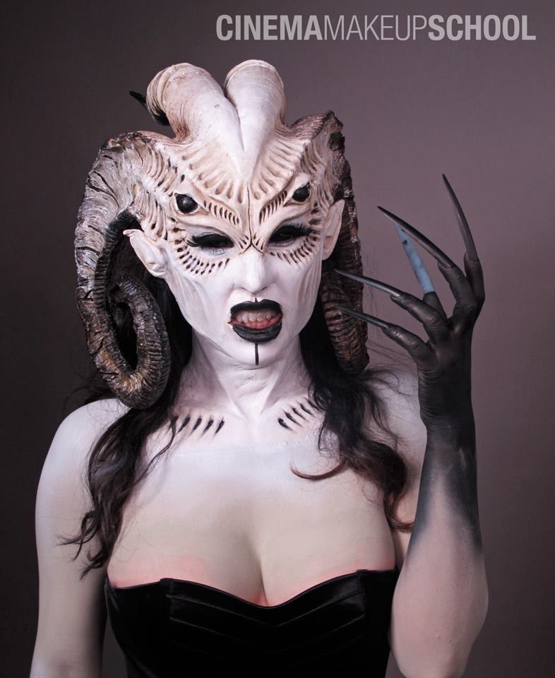 This is a look we love, we teach similar looks! Special FX Makeup ...