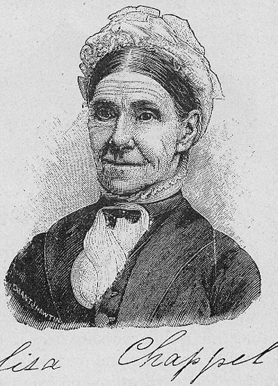 Eliza Emily Chappell Porter (November 5, 1807 – January 1