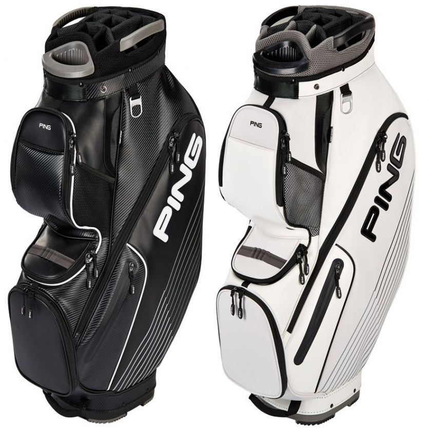 Ping Dlx Ii Vinyl Cart Bag Express Golf