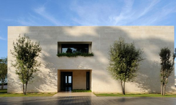 Villa Yarze is a massive home build with an existing home already there