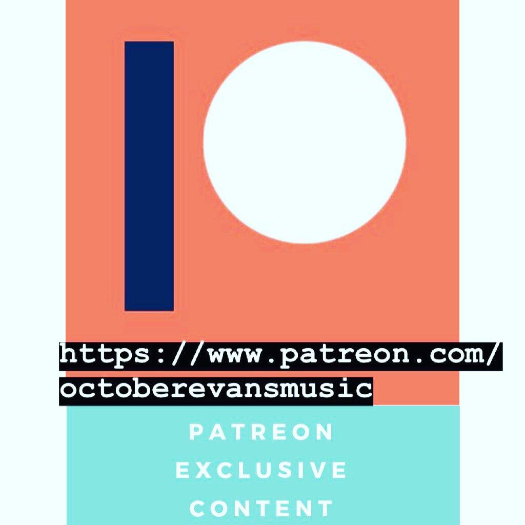 October Evans is creating Original, Revolutionary and