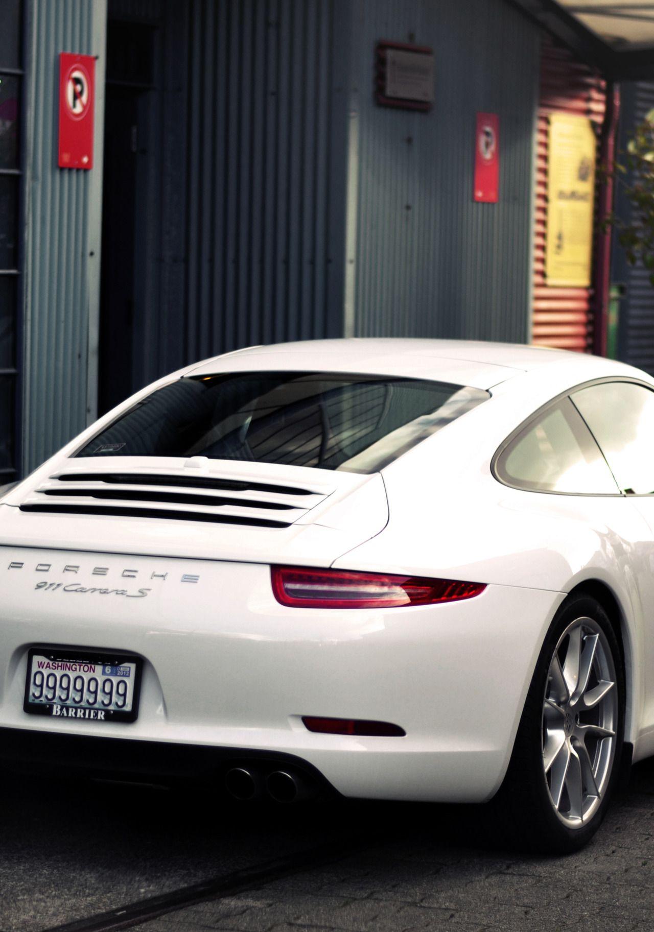 Porsche 911 Carrera S      911 Carrera S // DK. Photography                      Dat license plate