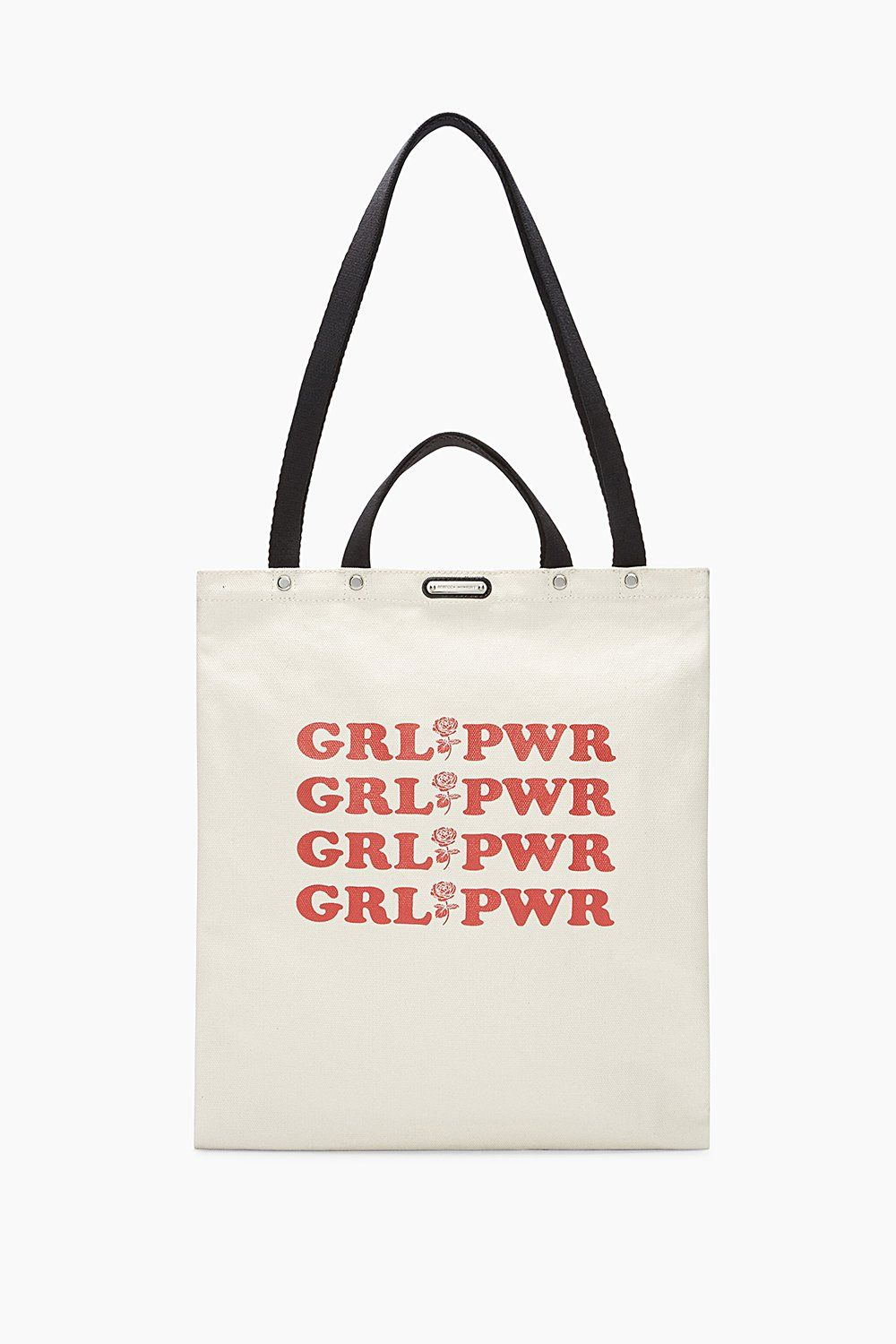 0d1a5d876a4f Large Tote - GRL PWR | Rebecca Minkoff, girl power, girl power tote bag,  feminist tote bag, feminism tote bag, feminist accessories, feminist bag