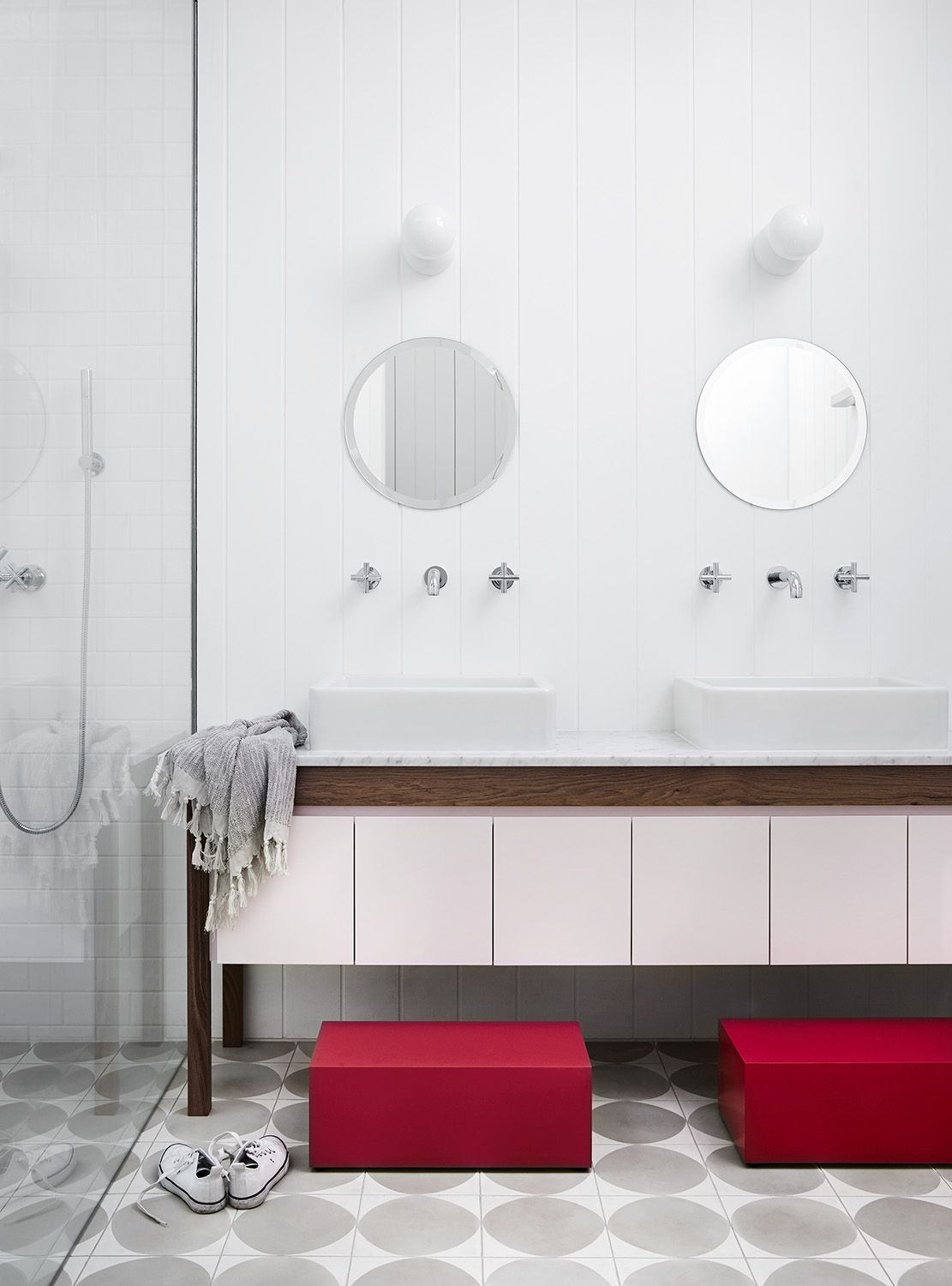 Normanby by Whiting Architects | Bathroom designs, Melbourne and ...