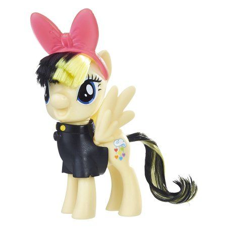 Free Shipping Buy The Movie All About Songbird Serenade 3 Inch Songbird Serenade Pony Figure By My Little Pony At Walmart C My Little Pony Little Pony Pony