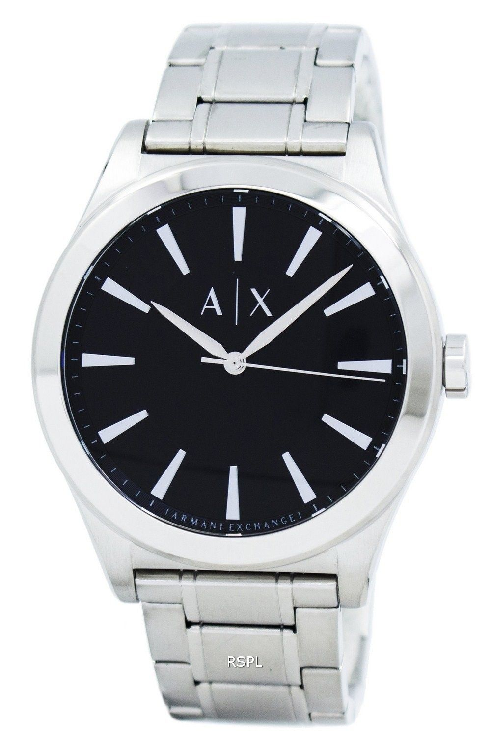 Armani Exchange Dress Quartz AX2320 Men s Watch  75e43cebd3
